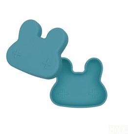 We Might Be Tiny We Might Be Tiny - Bunny Snackie Blue Dusk