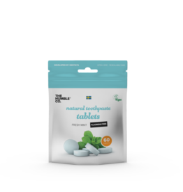 The Humble Co. HUMBLE TOOTHPASTE TABLETS FLUORIDE-FREE 60 tablets