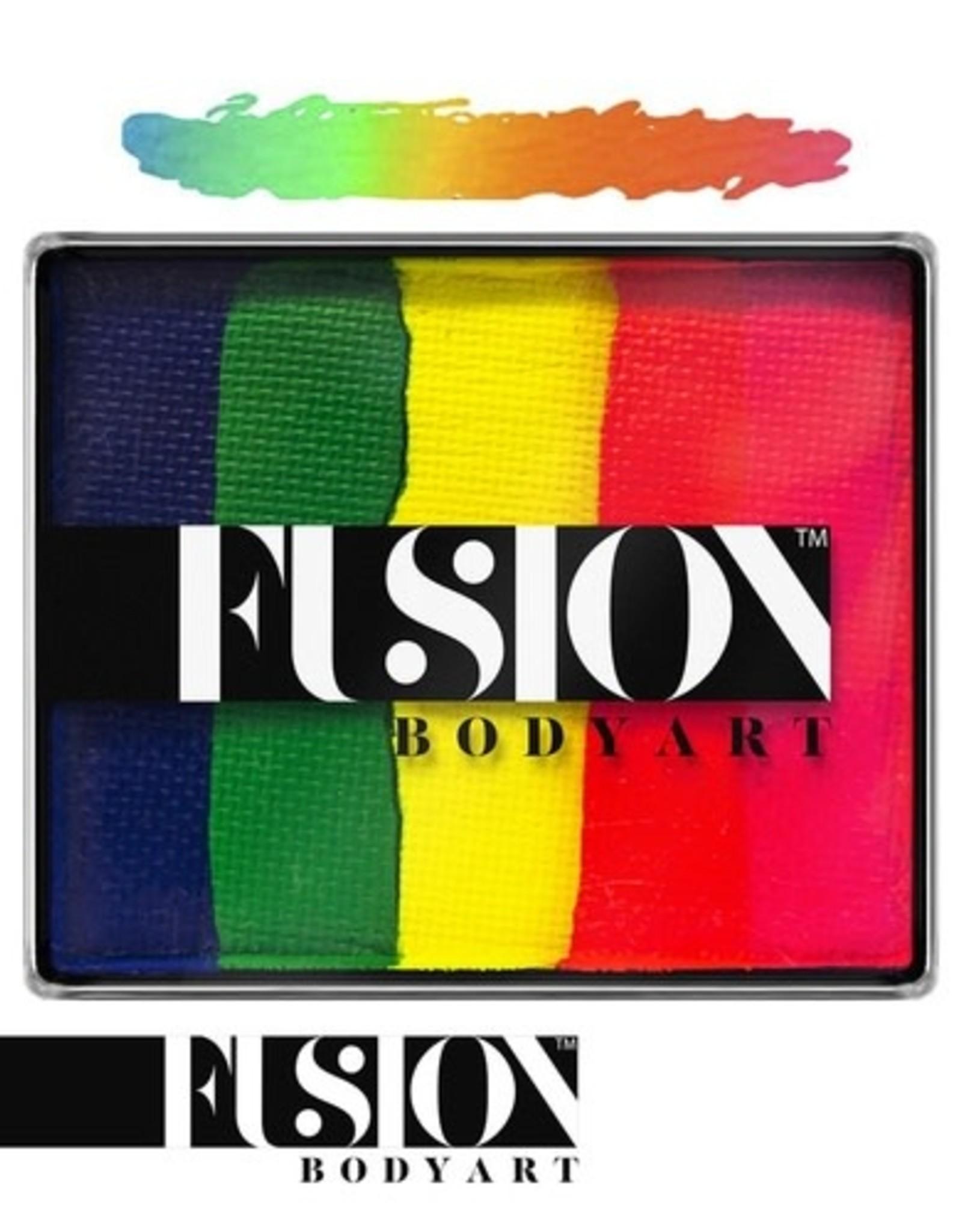 Fusion Fusion Neon Rainbow 50g
