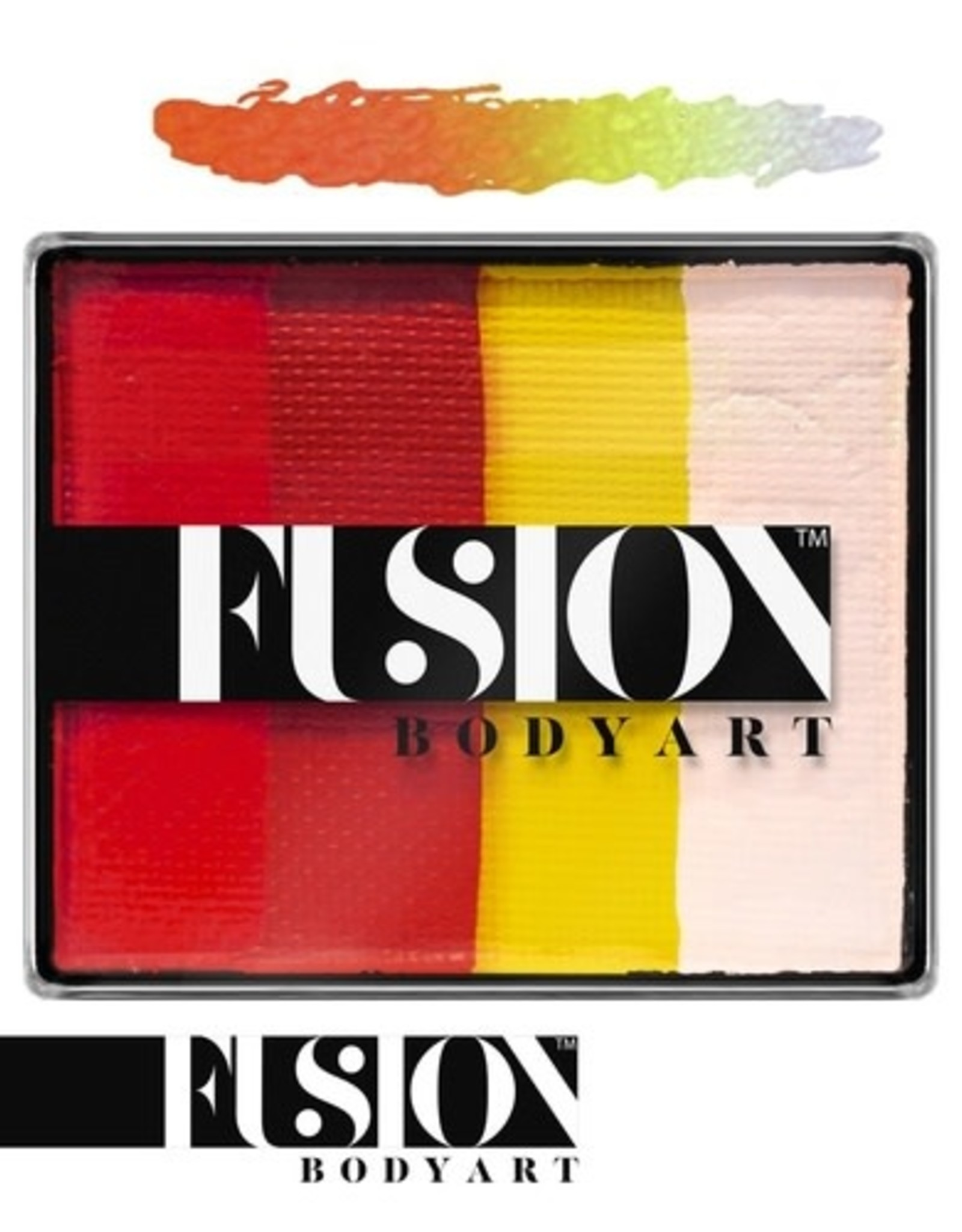 Fusion Fusion Glowing Tiger 50g