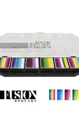 Fusion Fusion Leanne's Pretty Rainbow Palette 60g