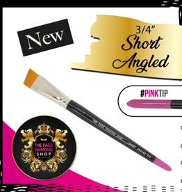 Pink Tips Pink Tips Brush - short angled 3/4