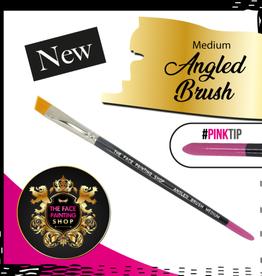 Pink Tips Pink Tips Brush - angled brush medium