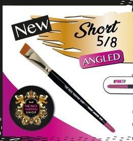 Pink Tips Pink Tips Brush - short angled 5/8