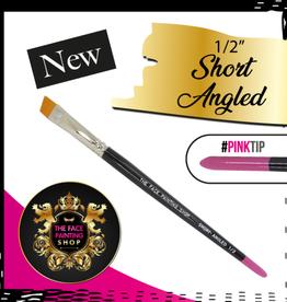 Pink Tips Pink Tips Brush - short angled 1/2