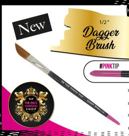 Pink Tips Pink Tips Brush - dagger brush 1/2