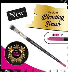 Pink Tips Pink Tips Brush - medium blending brush