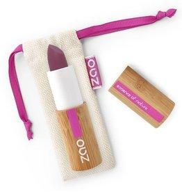 Zao ZAO Bamboe Soft Touch Lippenstift 437 (Aubergine) 3.5 Gram