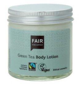 FairSquared FairSquared - Body Lotion Green Tea 100ml - Zero Waste