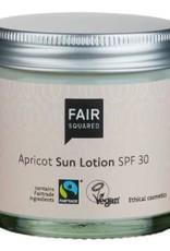 FairSquared FairSquared - Sun Lotion - Apricot 50ml - Zero Waste