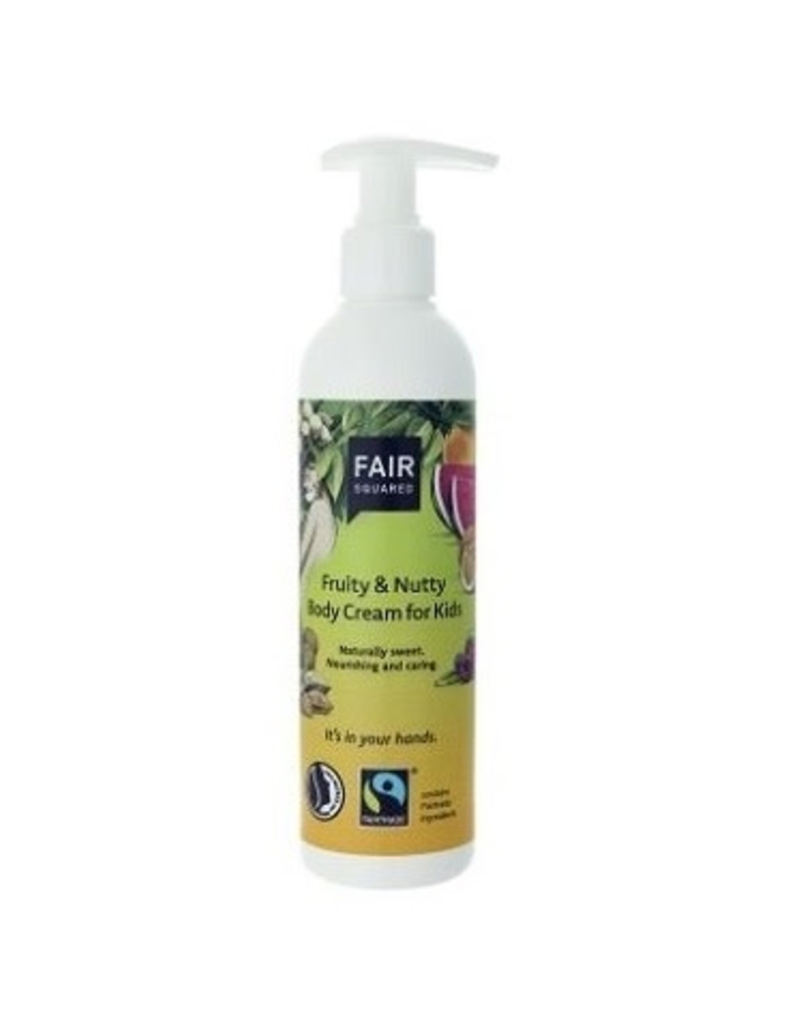 FairSquared FairSquared - Body Creme - speciaal voor kinderen 250 ml