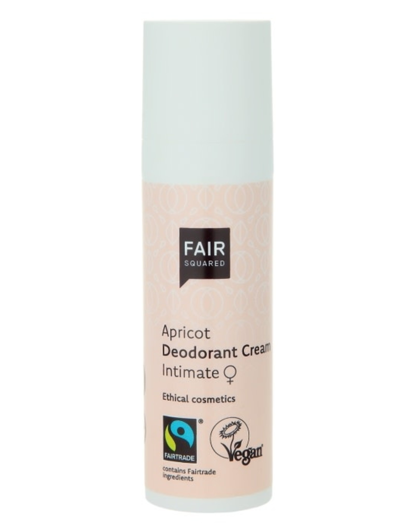 FairSquared FairSquared - Intimate Deodorant Cream Apricot 30 ml