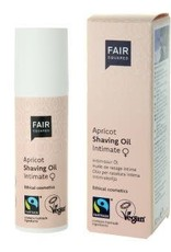 FairSquared FairSquared - Scheer olie - apricot 30 ml