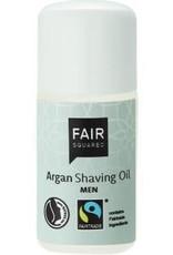 FairSquared FairSquared - Scheer olie man Argan - Man