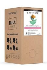Attitude Attitude Bulk2Go -  Baby Bottle & Dishwashing - Fragrance-Free 2L
