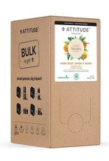 Attitude Attitude Bulk2Go - Super leaves™ Hand Soap Orange Leaves 2L