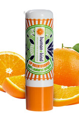 human+kind Lip Balm Orange Vegan 4.7g