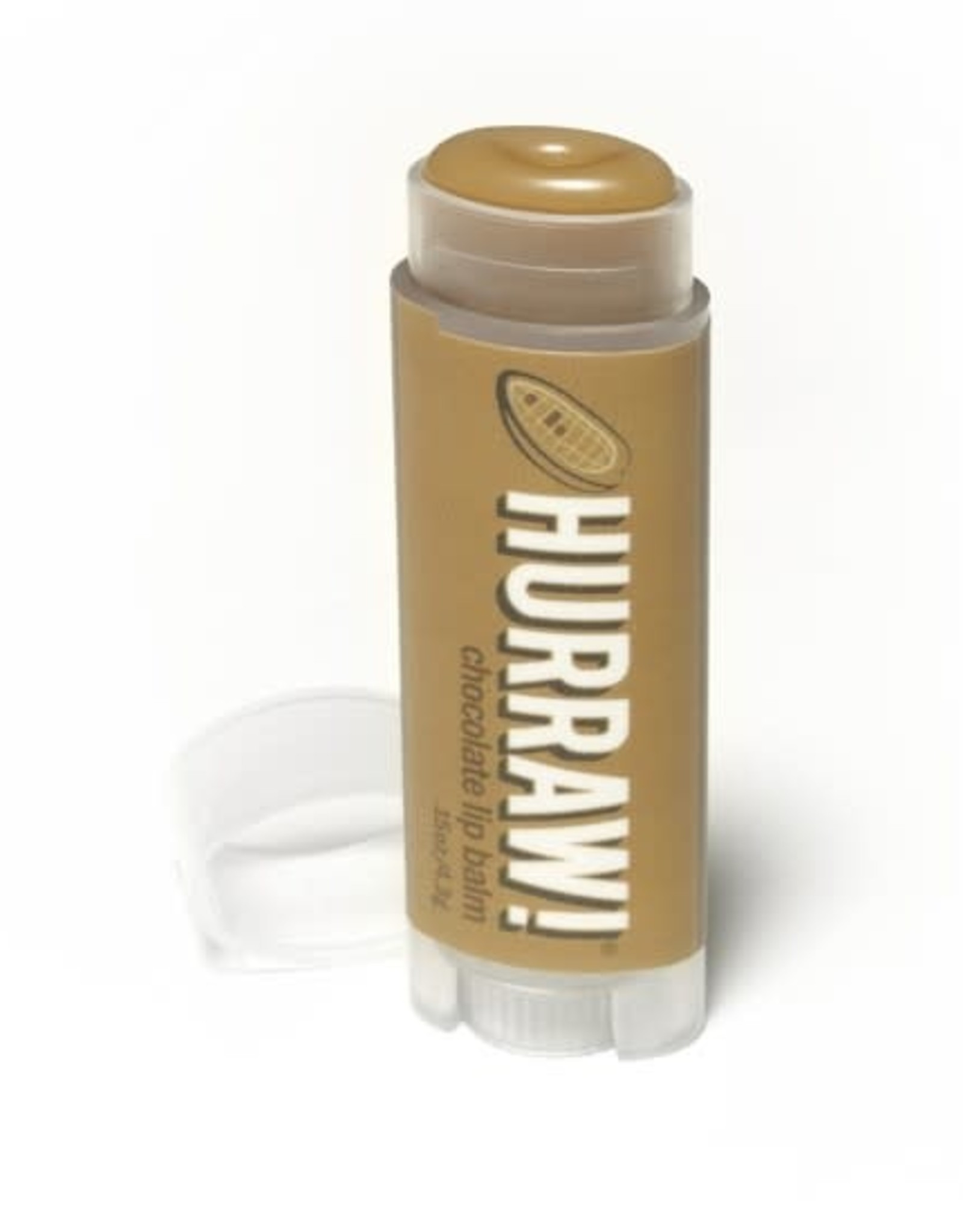 Hurraw Hurraw! Chocolate Lip Balm 4.8g