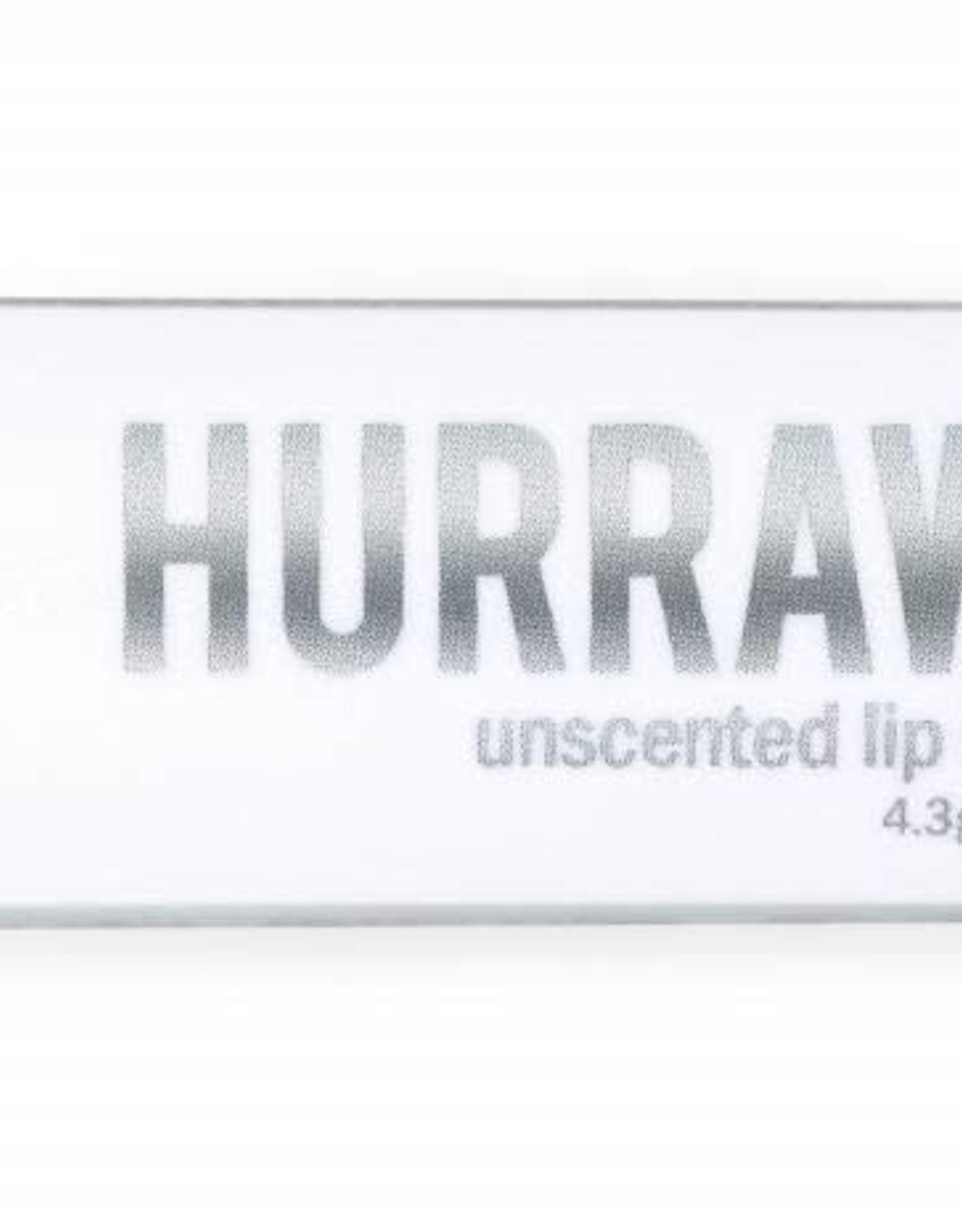 Hurraw Hurraw! Unscented Lip Balm 4.8g