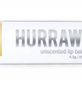 Hurraw Hurraw! Unscented Lip Balm 4.8g