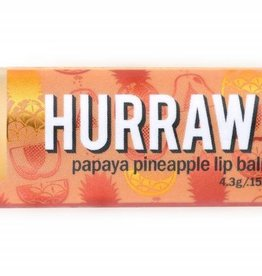 Hurraw Hurraw! Papaya & Pineapple Lip Balm 4.8g