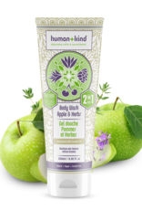human+kind 2 in 1 Bodywash Apple Herbs Vegan 250ml