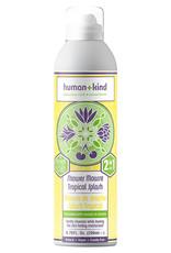 human+kind Foam Shower Tropical Splash Vegan 200 ml