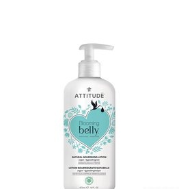 Attitude Blooming Belly Natural Nourishing Lotion 473ml