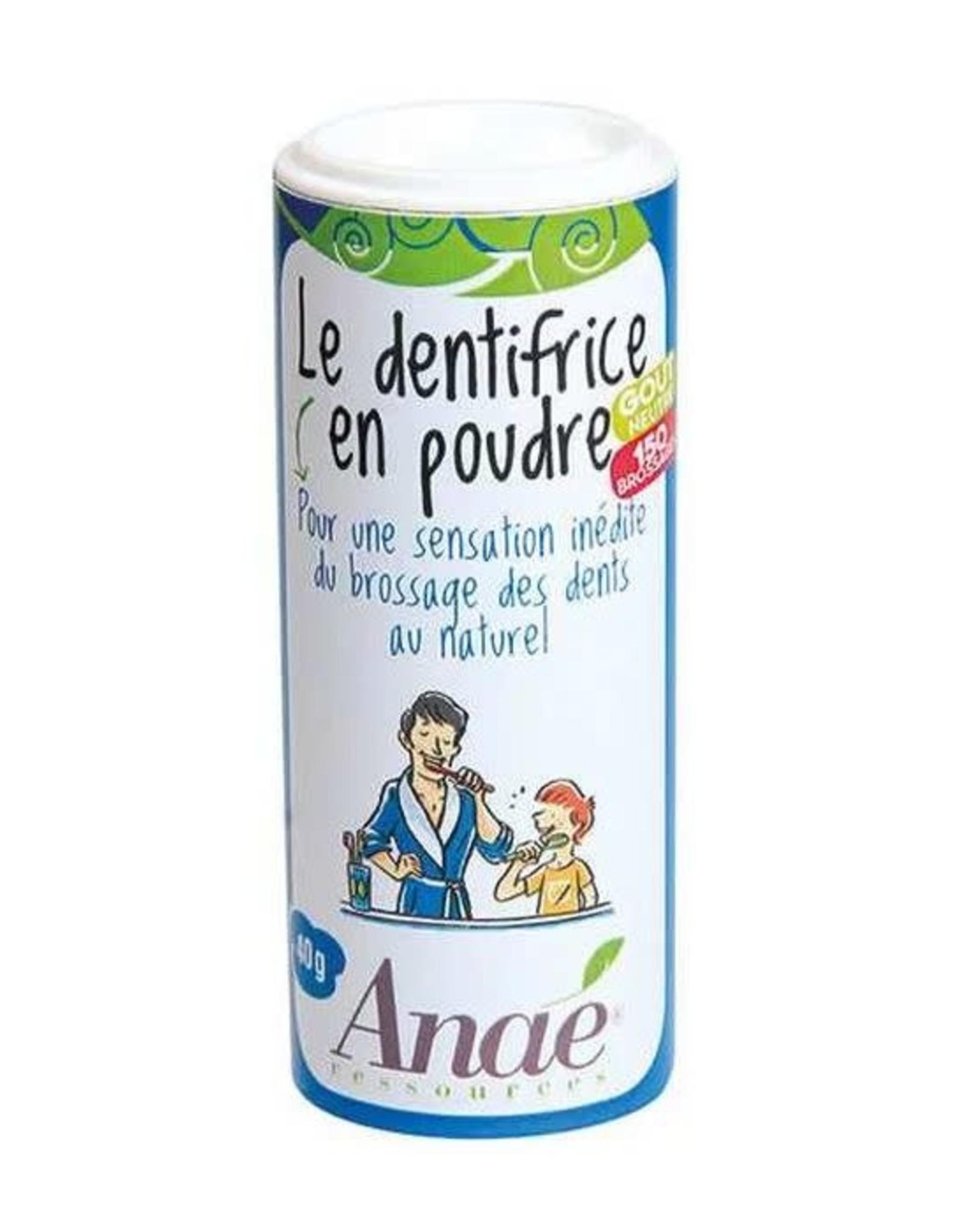 Anae Anae - Tandpoets poeder 40 gr