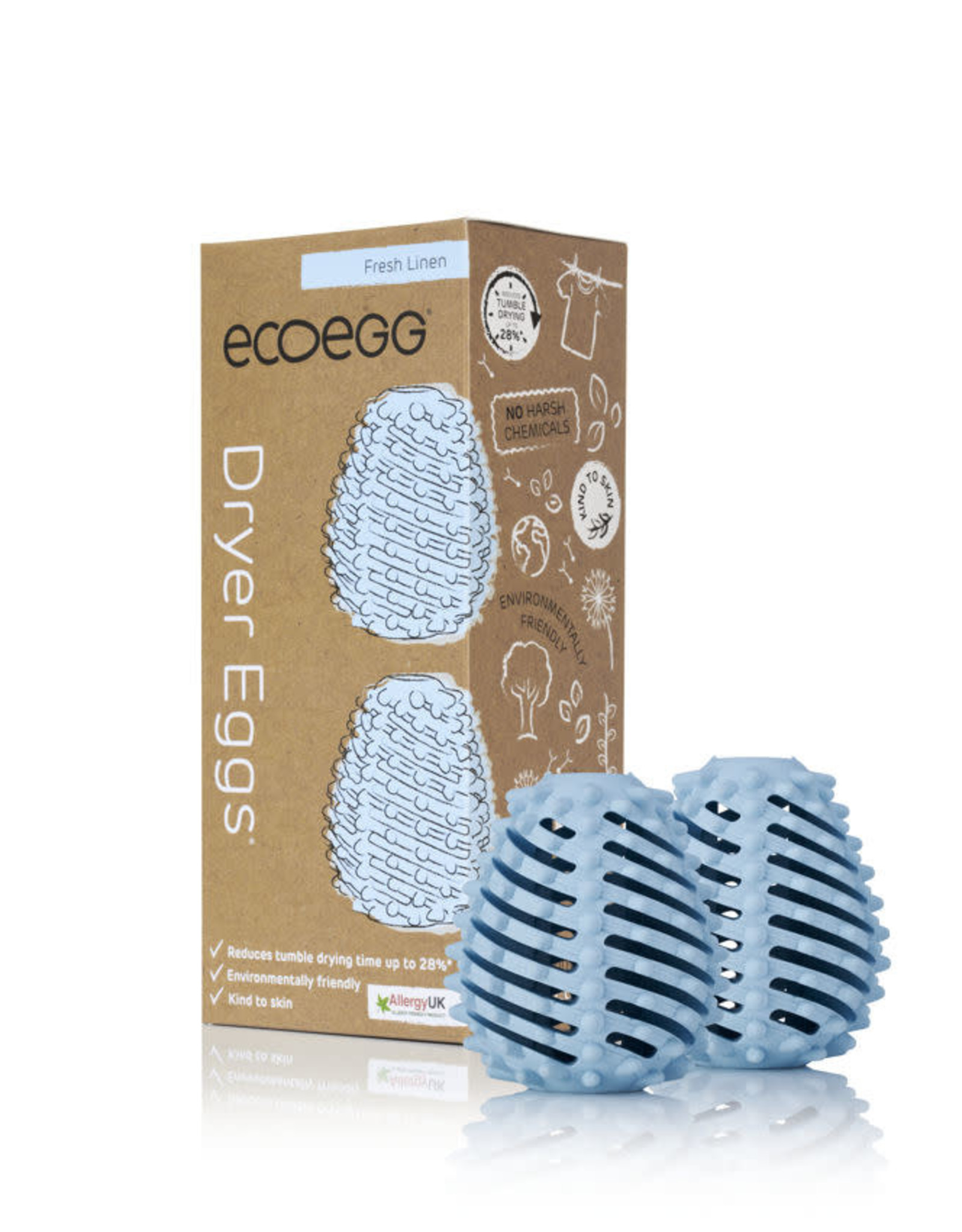 Ecoegg ecoegg Dryer Eggs: egg shaped dryer balls Fresh Linen