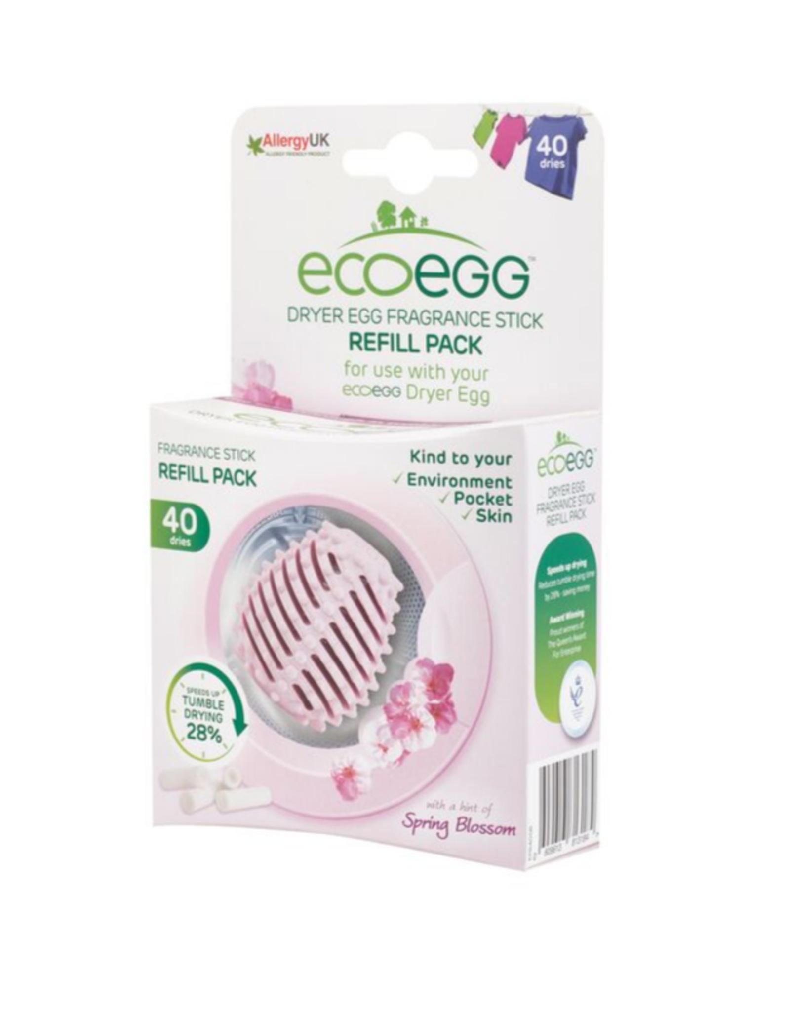 Ecoegg ecoegg Dryer Egg Refill Spring Blossom 40 dries