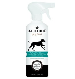 Attitude Attitude Furry Friends - Odor Eliminator fragrance free 475ml
