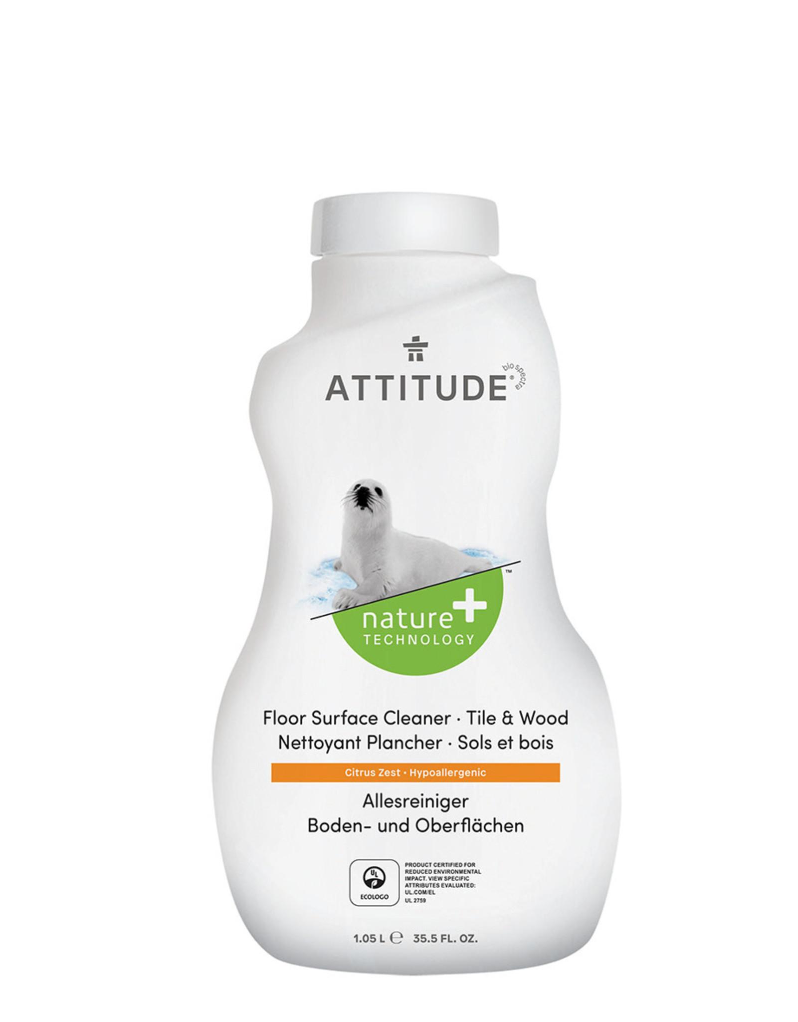 Attitude Attitude Surfaces Tiles & Wood - citrus Zest 1.04L