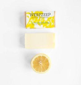 Werfzeep Werfzeep - Schoonmaakzeep citroen & citronella 100g