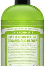 Dr. Bronner Dr. Bronner's - liquid soap Lemongrass-Lime 355ml