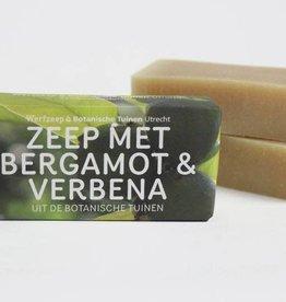 Werfzeep Werfzeep - Bergamot & Verbena 100g