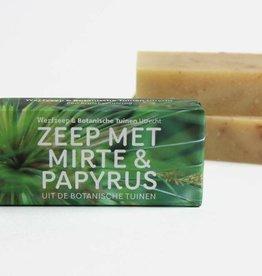 Werfzeep Werfzeep - Mirte & Papyrus 100g
