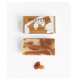 Werfzeep Werfzeep - Chocoladeswirl 100g