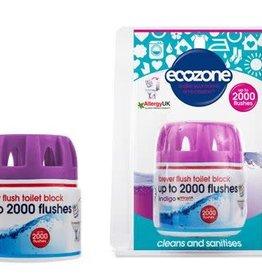 Ecozone Toiletverfrisser - blok Indigo - Indigio 95g