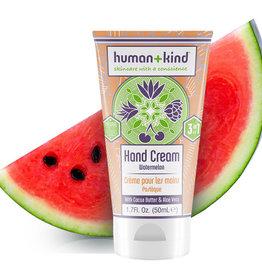 human+kind Vegan hand elleboog voet creme watermelon 50ml