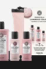 Maria Nila Beauty Bag Luminous Colour - Shampoo 350ml & Conditioner 300ml + travel size 2 x 100ml