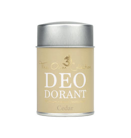 The Ohm Collection Deo Dorant - Cedar 50g