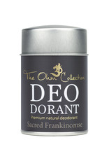 The Ohm Collection Deo Dorant - Sacred Frankincense 50g