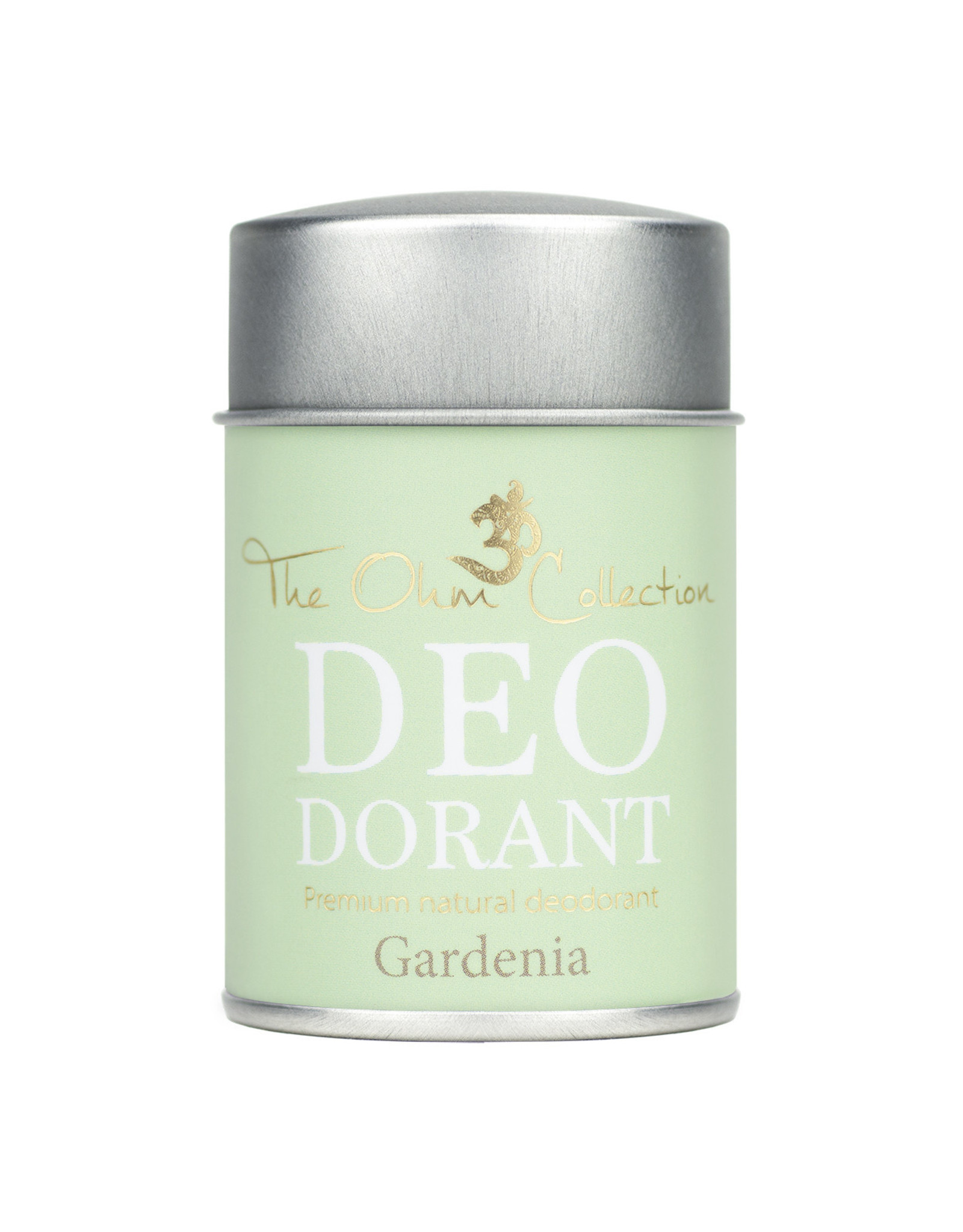 The Ohm Collection Deo Dorant - Gardenia 50g