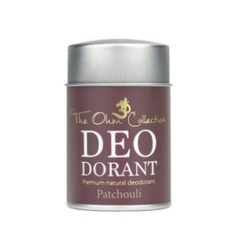 The Ohm Collection Deo Dorant - Patchouli 50g