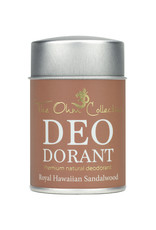 The Ohm Collection Deo Dorant - Sandelwood 50g