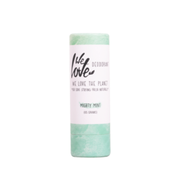 We love the planet The planet deodorant mighty mint stick 65g