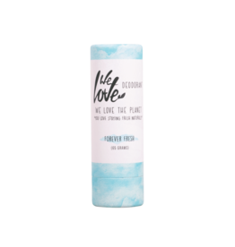 We love the planet The planet deodorant forever fresh stick 65g