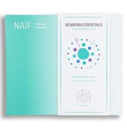 Naïf Newborn essentials cadeauverpakking