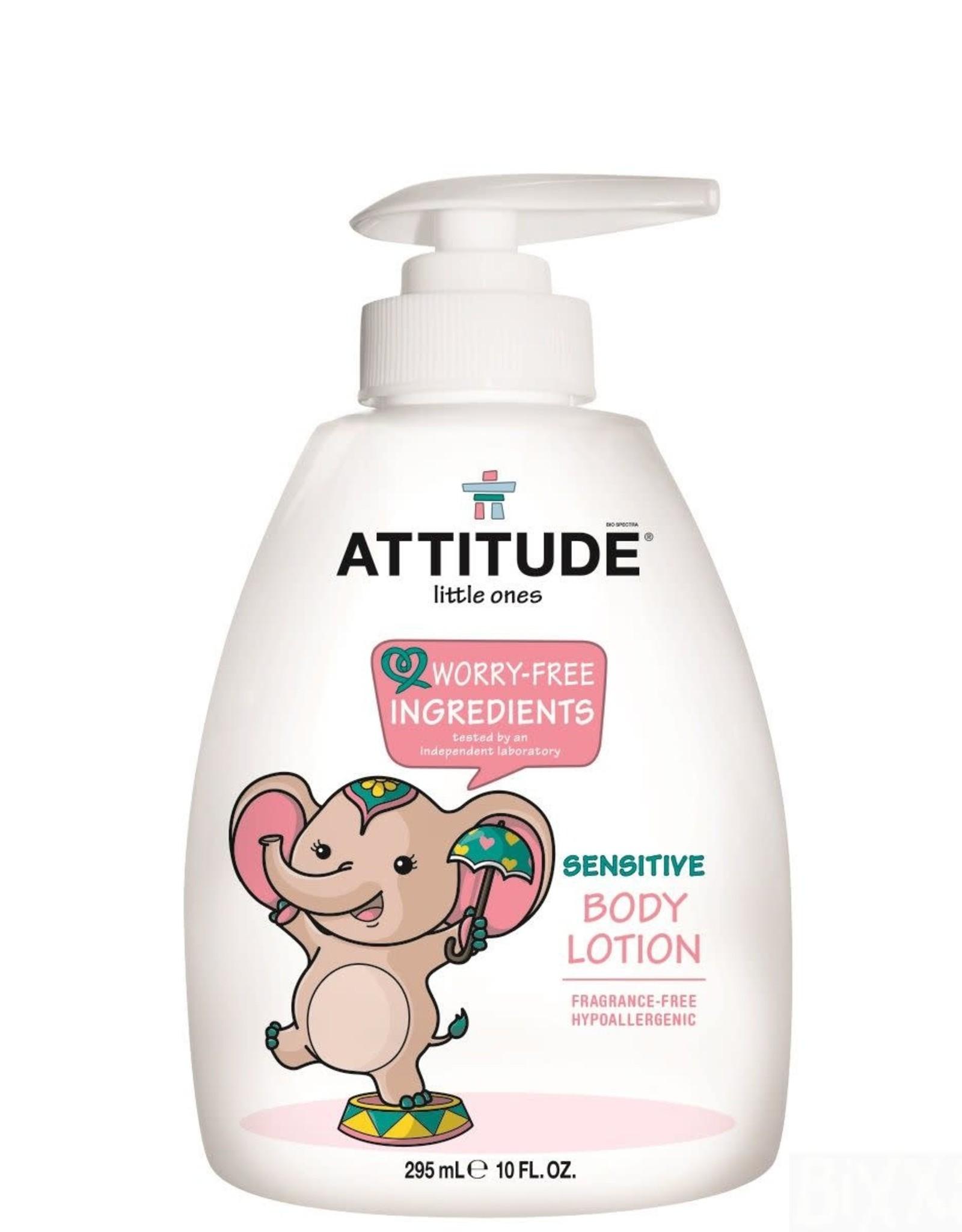Attitude Attitude Little Ones Bodylotion fragrance free 300ml